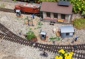 Bahnbetriebsaustattung-Set