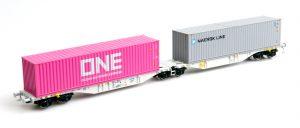 VTG / ONE, Maersk