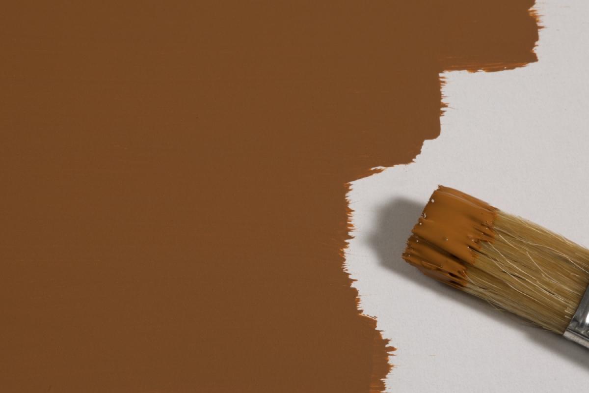 Modellbaufarbe Lehmbraun