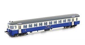 Autoverlade-Steuerwagen (Pendelzug) - BLS