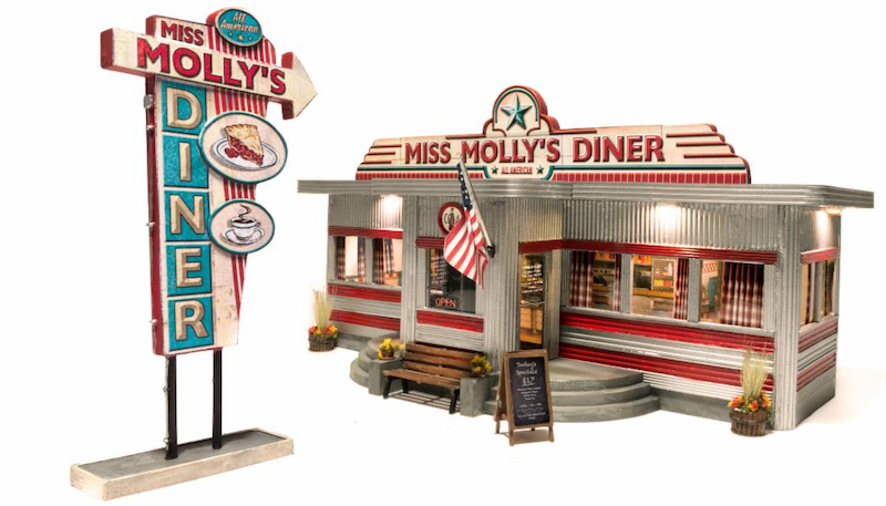 Miss Molly`s Diner