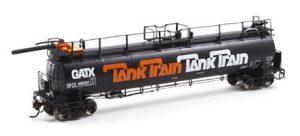 GATX Tank Train H0