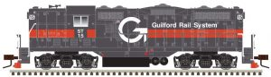 Guilford Rail System