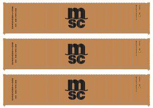 MSC / Mediterranean Shipping