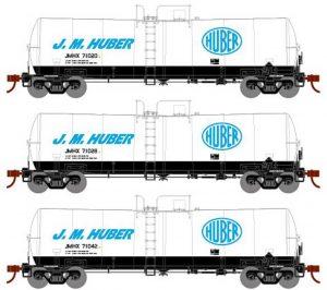 JMHX / J.M. Huber