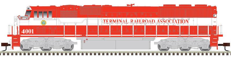 TRRA / Terminal Railroad