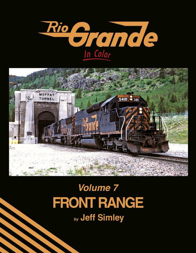 Denver & Rio Grande in Color, Vol 7