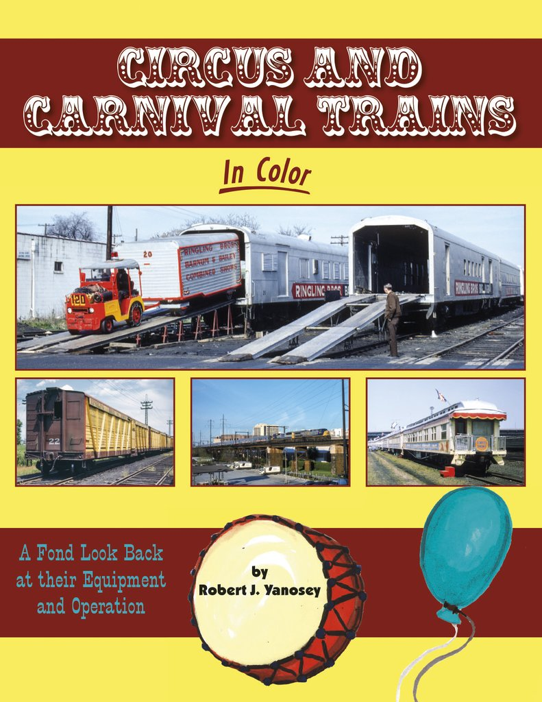 Circus and Carnival Trains