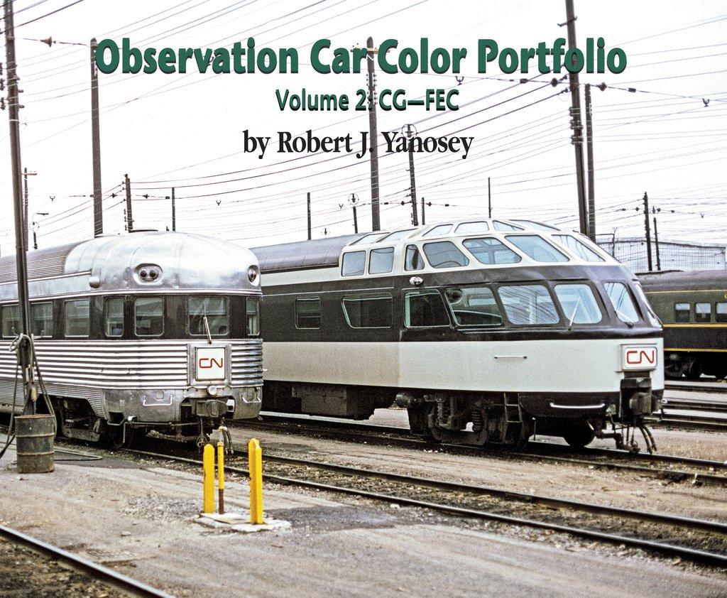 Observation Car Portfolio, Vol. 2