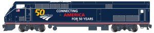 Amtrak [50y Anniversary]