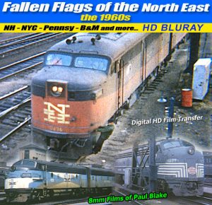 Fallen Flags of the North East in the 1960s