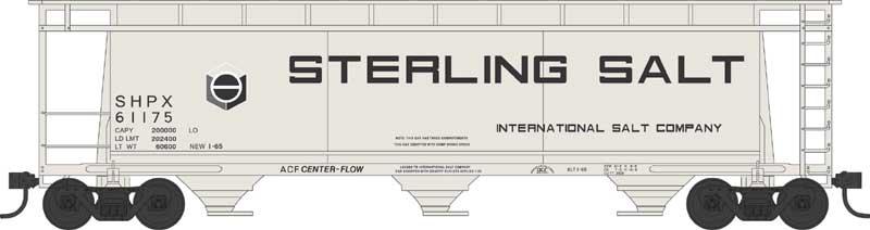 SHPX / Sterling Salt