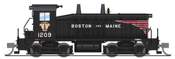 Boston & Maine