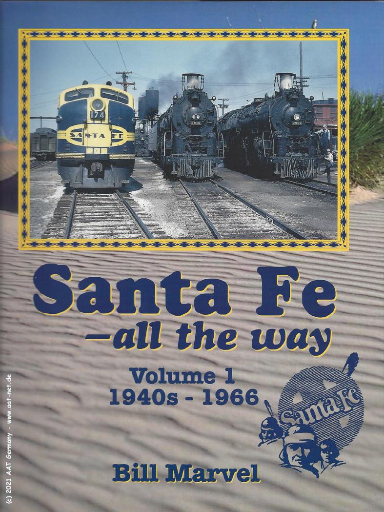 Santa Fe - All the Way, Vol. 1