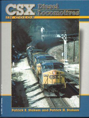 CSX Diesel Locomotives in Color - 1999