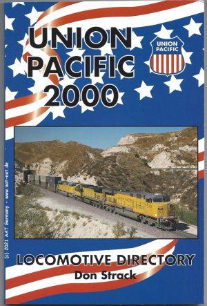 Union Pacific Loco Directory, 2000