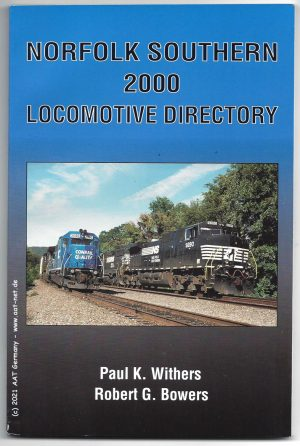 Norfolk Southern Loco Directory, 2000